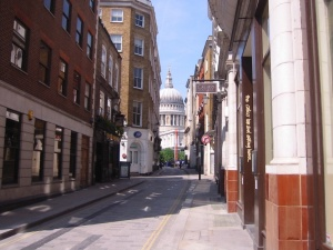 Watling Street looking towards St Pauls(2)