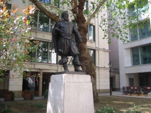 Statue of Sir John Smith
